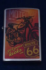 Lighter Zippo Get Your Kicks on Route 66 (EB369)