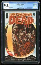 Walking Dead (Image) #27 2006 CGC 9.8 1108057008