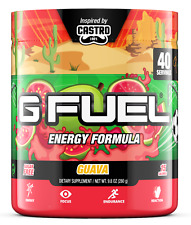 Gamma Labs G Fuel Guava GFuel 40 Servings
