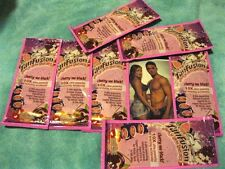 7 Tanfusion Cherry Me Black! 10X Ultra Hot Bronzing Accellerator Pktsby Synergy