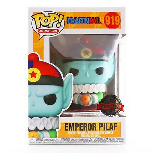 Funko POP! Animation: Dragonball - Emperor Pilaf Special Edition Exclusive