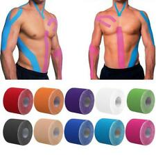 5Mx5cm Athletic Trainer Muscle Support Sport Physio Strapping Kinesiology Tape B