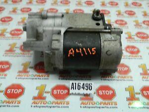 87 88 89 90 91 92 CADILLAC ALLANTE 4.5L ENGINE STARTER MOTOR 10455003 OEM