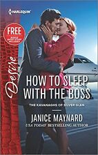 How to Sleep with the Boss (The Kavanaghs of Silve