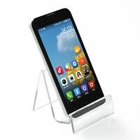 Support de bureau de bureau pour support de téléphone portable iPhone 5 / 5s6