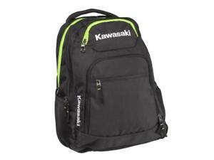Kawasaki Zaino Backpack Black by Ogio Nero/Verde