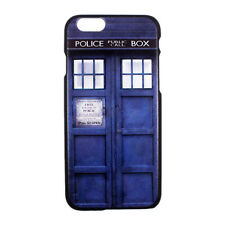 """Tardis Doctor Dr Who Police Call Box Blue Case Cover for Apple iPhone 6 6S 4.7"""""""