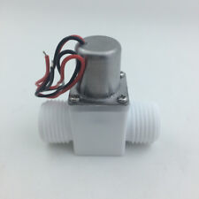 G1/2 inch miniature Induction sanitary ware bistable water control pulse solenoi