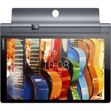 Lenovo Yoga Tab 3 Pro 64GB, WLAN, 25,65 cm (10,1 Zoll) Beamer Tablet - Puma Schwarz