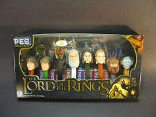LOTR PEZ COLLECTORS SERIES Lord Of The Rings WALMART EXCLUSIVE Eye Of Sauron WM