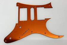 Orange Mirror Pickguard fits Ibanez (tm) RG550 Jem  RG