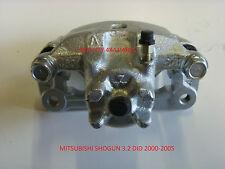 Mitsubishi Shogun Pajero 3.2 DiD REAR BRAKE CALIPER N/S/R COMPLETE WITH BRACKET