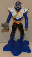 "2012 Blue Ranger 4.25"" McDonalds Super Samurai #5 Action Figure Power Rangers"