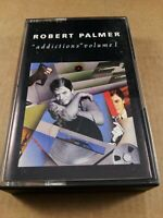 Robert Palmer : Addictions Volume 1 : Vintage Tape Cassette Album From 1989