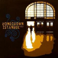 HOMEGROWN ISTANBUL 2 = Sesler/Smadj/Berkay/Baba Zulu...=2CD= FOLK WORLD POP!