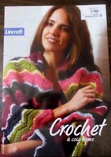 CROCHET a cosy home by Lincraft volume 21