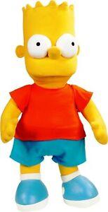 Simpsons Plüsch Figur Bart Simpson 36 cm Plüschtier Stofftier Kuscheltier
