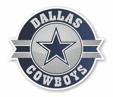 Dallas Cowboys Decal / Sticker Die cut Vinyl Car Truck Logo Wall