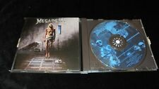 Megadeth ‎– Countdown To Extinction CAPITOL ITALY mint CD thrash speed