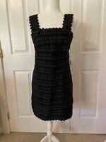 GORGEOUS French Connection Short Black Dress/Cocktail Dress Women's Size 6