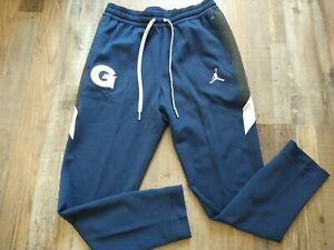 2XL XXL Nike Jordan Georgetown Hoyas Basketball Warmup PANTS CQ3303-419 NCAA