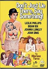 Don't Just Lie There, Say Something [DVD][Region 2]