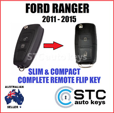 FORD RANGER PX 2011-2015  REMOTE FLIP KEY TRANSPONDER CHIP WE CAN CUT ANDPROGRAM
