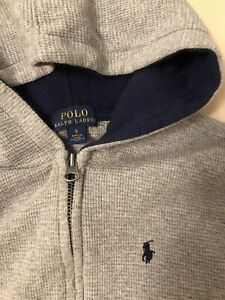 Polo Ralph lauren Boys hoodie age 5
