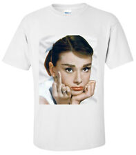 SHIRT AUDREY HEPBURN THE BIRD T-Shirt SMALL,MEDIUM,LARGE,XL