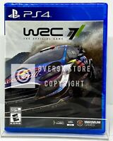 WRC 7 - PS4 - Brand New | Factory Sealed