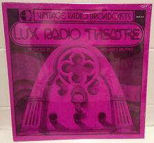SEALED MINT! National Velvet Lux Radio Theatre LP Mickey Rooney Elizabeth Taylor