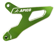 APICO FRONT SPROCKET DRIVE COVER KAWASAKI KX250F 04-16 SUZUKI RMZ250 04-06 GREEN