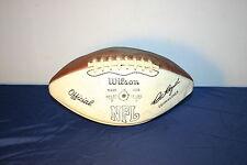 1973 Kansas City Chiefs Team Autographed Football - 40 sigs, HOFers
