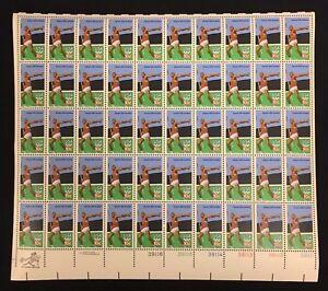 Vintage Mint OG USPS Stamp Sheet 1980 Olympics Decathalon .10 Scott 1790 B2