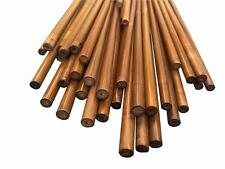 "24pcs 50-55# Archery Tonkin Bamboo Arrow Shaft 33""(84cm) Hunting Shaft Only"