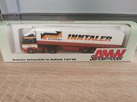 (Box K11) AMW / AWM LKW H0 1:87 Volvo Sattelzug Inntaler OVP