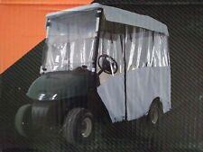 NEW Golf Cart Enclosure EZ-Go TXT Black