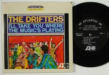 """Drifters """"Where the Music's Playing"""" Soul Jukebox Hardcover EP 45 Atlantic mp3"""