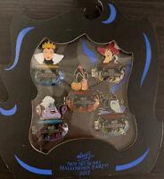 NEW Disney Mickey's Not So Scary Halloween Party 2017 Box Of 5 Pin Set LE 1000
