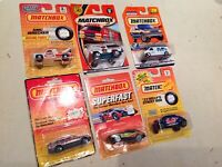 6 RARE HARD TO FIND VINTAGE MATCHBOX CARS Lot 11 of 20 LOT DIE CAST COLLECTION