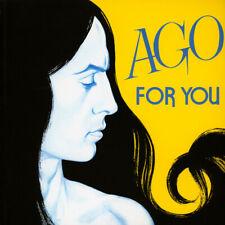 Ago - For You 2019 Remastered Transparent Yellow Vinyl Edition (EU - Original)