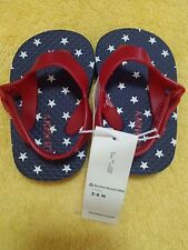 Authentic Old Navy Flip-flops with strap for Baby / Toddlers 3-6 months