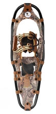 Yukon Charlie's REALTREE Xtra Aluminum Snowshoes 8x25 (up to 200lbs) Wood Camo