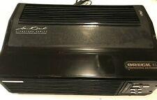 Oreck XL Professional Air Purifier Ionizer Black Type 3 Model AIR8SD Excellent