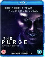 The Purge Blu-ray (2013) NEW