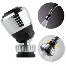 Moveable Kitchen Tap Head 360° Rotatable Faucet Water Saving Filter Sprayer New
