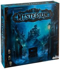 Mysterium Board Game Asmodee Games ASM MYST01 Family Base Core