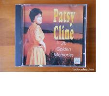 CD PATSY CLINE - 20 GOLDEN MEMORIES (I9)