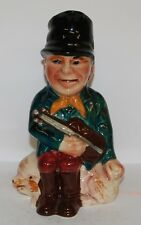 SHORTER & SON POTTERY CHARACTER JUG MIKE *** GREAT CONDITION *** RARE