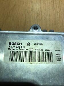 STEUERMODUL LÜFTER GEBLÄSEREGELMODUL Opel ANTARA  2.2Cdti. Bosch 1 137 328  617